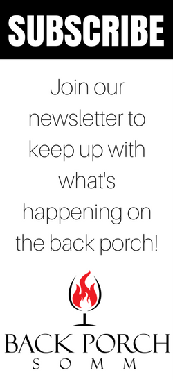 Subscribe to Back Porch Somm