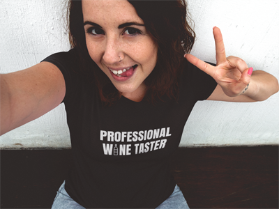 Professional Wine Taster T-Shirt