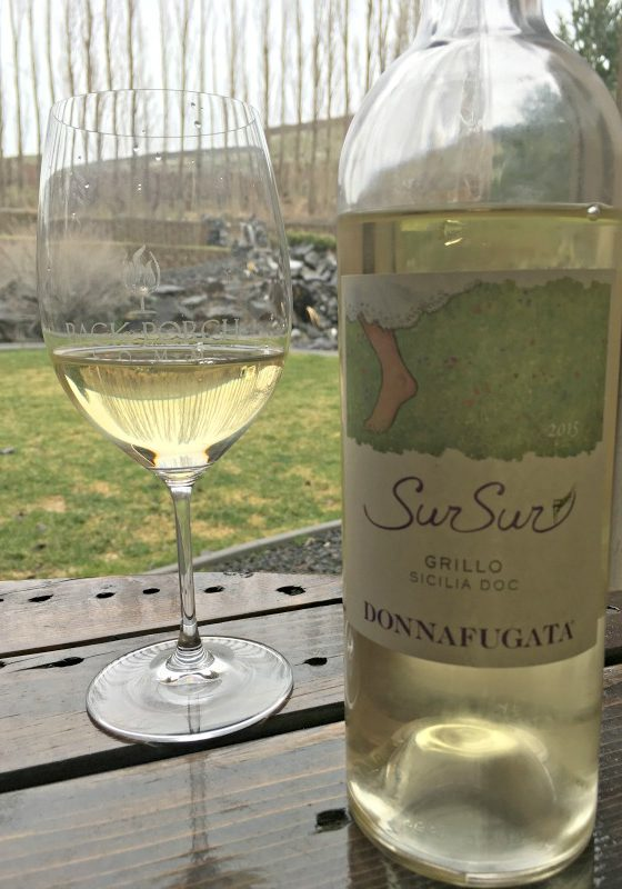 Donnafugata SurSur Grillo Wine Review